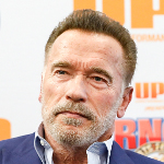 Cowardly black attacks 71-year-old Arnold Schwarzenegger