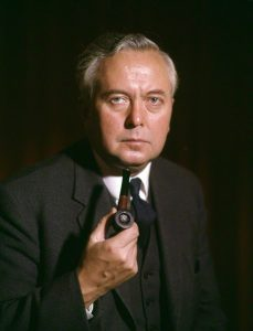 Harold Wilson, Prime Minister of the United Kingdom