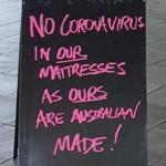 Leftists upset over Coronavirus joke