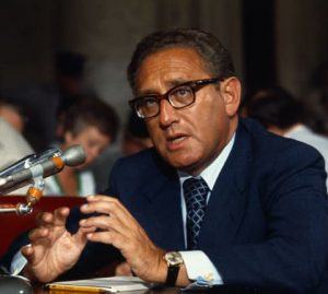 Henry Kissinger wanted to get his filthy hands on Rhodesia