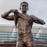 Perth's Nicky Winmar statue