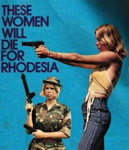 Rhodesian women were prepared to fight for their nation
