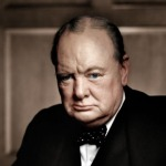"Winston Churchill, British Prime Minister, wanted to ""Keep England White"""