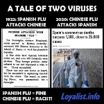 The Chinese Virus
