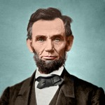 Abraham Lincoln, US President, supporter of White survival and dedicated enemy of slavery
