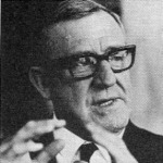 Arthur Calwell, leader of the Labor Party, defender of White Australia