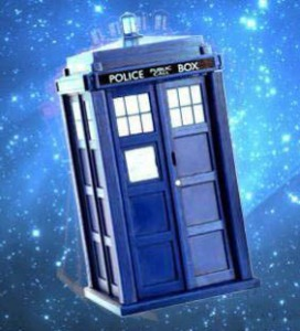 Doctor Who in space