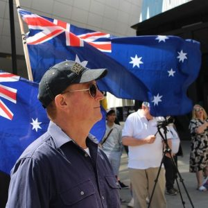 Fraser Anning, flags, 720x720