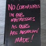 Leftists upset over Coronavirus joke