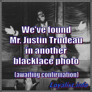 Justin Trudeau in blackface photo, 900x900