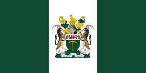 The Rhodesian flag