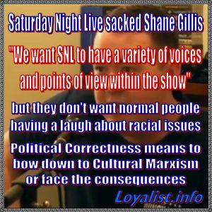 Shane Gillis sacked, 900x900