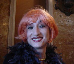 Vladimir Luxuria, the transgender communist politician
